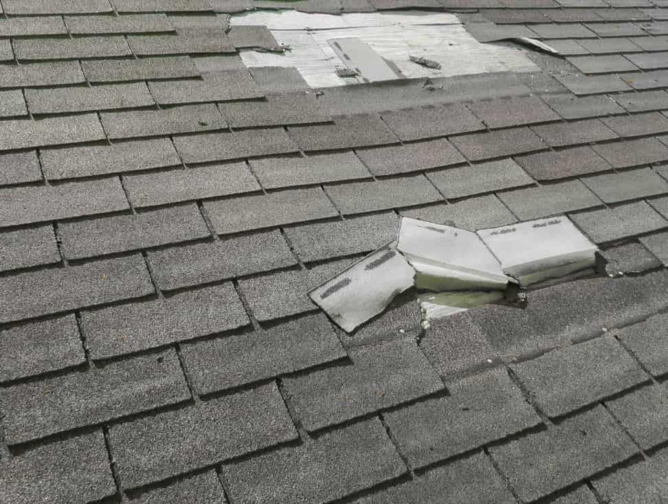 Hailstorm Damage Repair